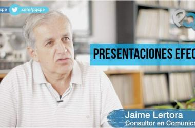 presentaciones efectivas, Jaime Lértora, exposiciones