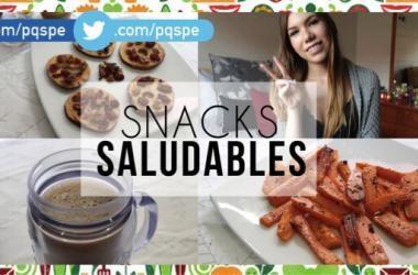 Snacks, trabajo, Salud
