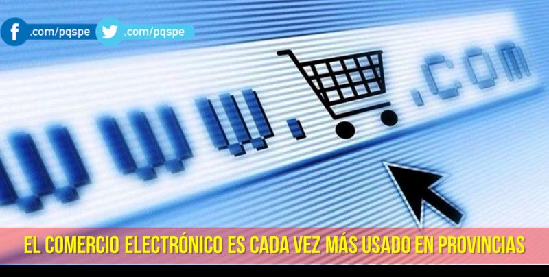 comercio electrónico en provincias
