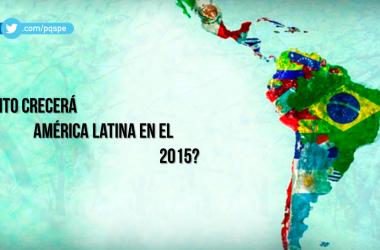 Crecimiento economía Perú 2015