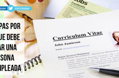 desempleo, curriculum vitae, trabajo, empleo, profesional