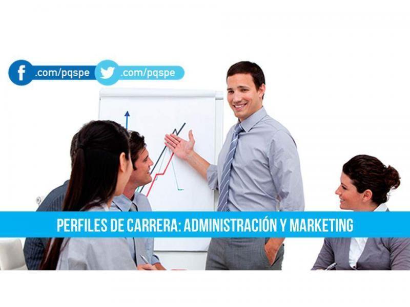 perfiles de carrera, administracion y marketing, ESAN, universidades, estudiantes