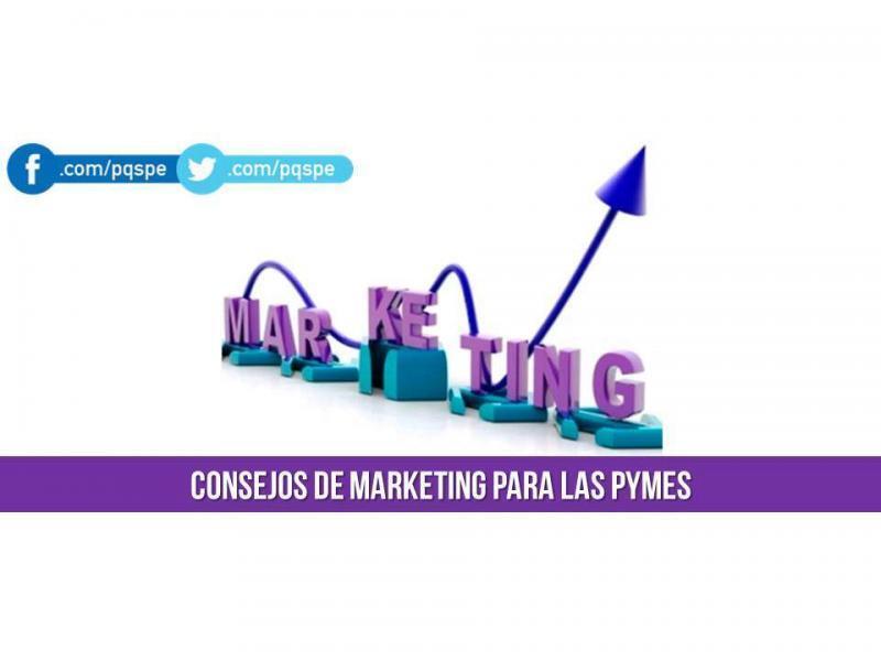 marketing, consejos, pymes, marketing para pymes, emprendimiento, mercado