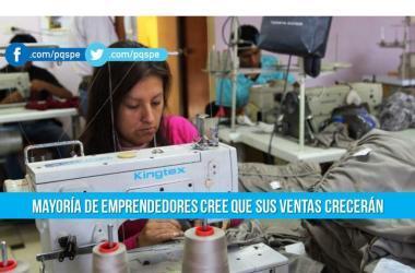 emprendimiento, emprendedores, Cámara de Comercio de Lima, ventas, encuestas, informalidad