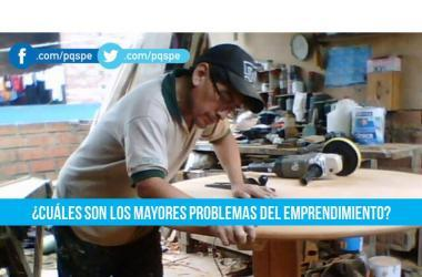 emprendimiento, emprendedores, Cámara de Comercio de Lima, encuestas, informalidad, pymes, sobrecostos, capital