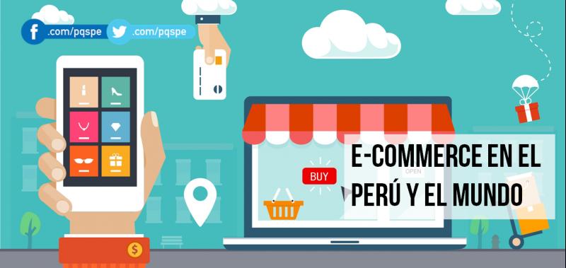 e-commerce, comercio electrónico, era digital, Perú, Linio