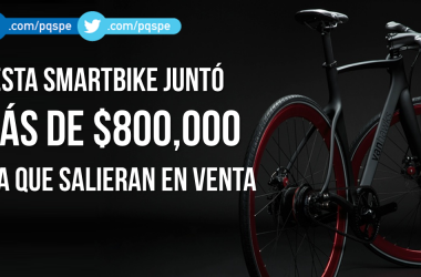 gadgets, kickstarter, bicicletas