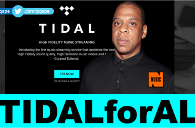 tidal, Spotify, plataforma, música, streaming