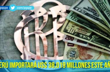 Balanza comercial Perú 2015