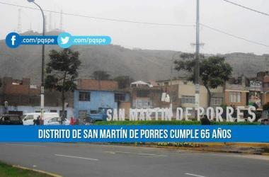 Emprendedores, Lima Norte, San Martin de Porres