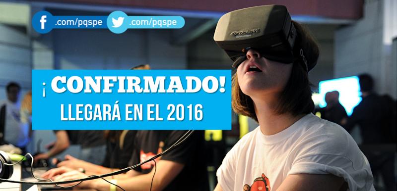 Oculus rift, realidad virtual, facebook