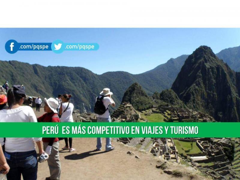 Turismo, Magali Silva, MINCETUR, viajes peru