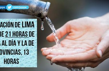 OMS, IWP, agua, salubridad