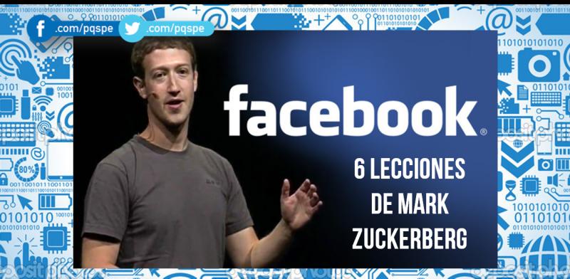 emprendedor, mark zucherberg, facebook