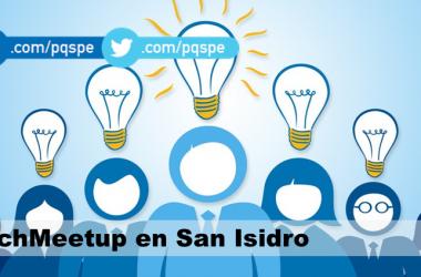 TechMeetup Lima en San Isidro