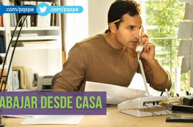 MTPE, Ministerio de Trabajo y Promoción del Empleo, teletrabajo, trabajar desde casa