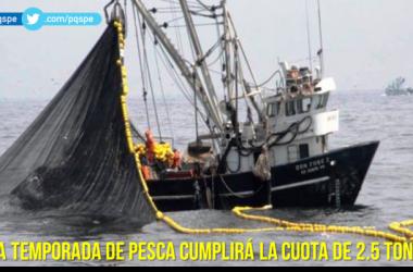 primera temporada de pesca Perú 2015