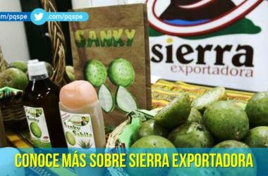 Conoce más sobre Sierra Exportadora