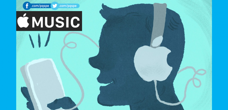 Apple, Spotify, música