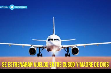 Aerolínea turística Vive Perú