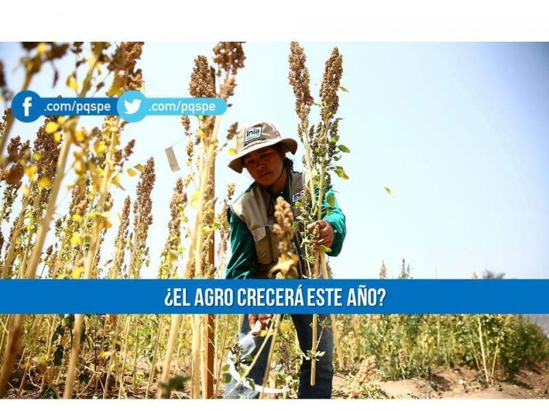 Ministerio de Agricultura, Juan Manuel Benites, Fenómeno El Niño, producción de café, agricultura