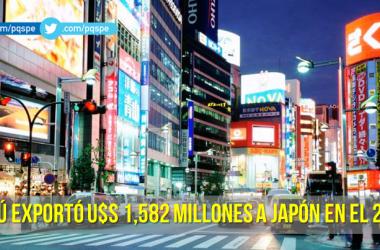 Productos exportables a Japón