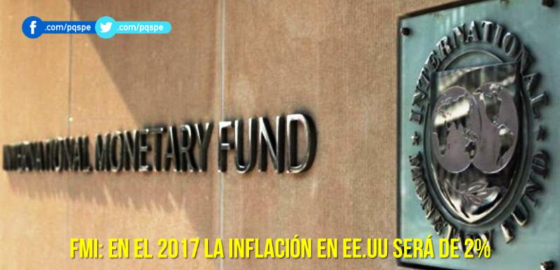 FMI: tasas de interés EEUU