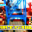 PQS: Cómo importar