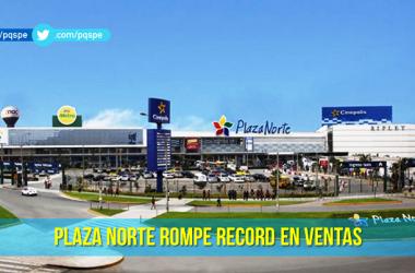 Plaza Norte ventas