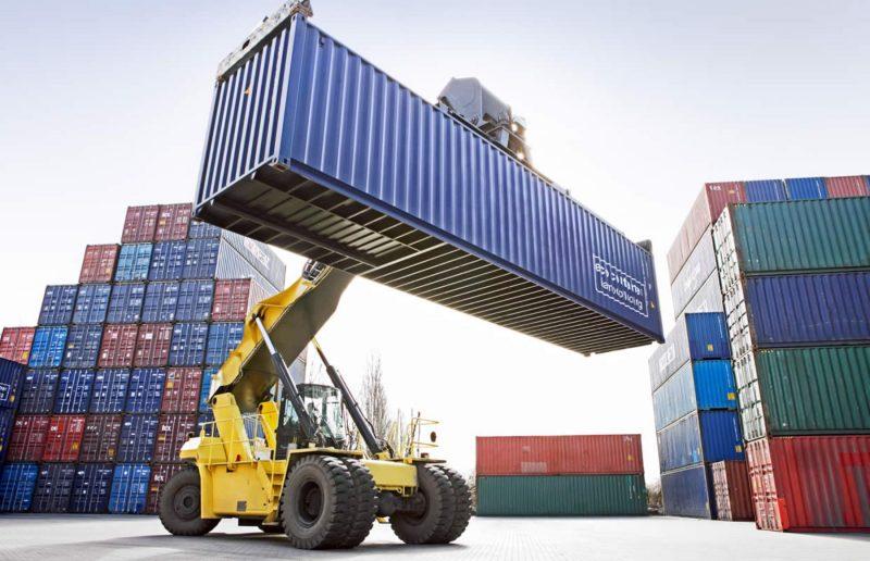 Logística exportación