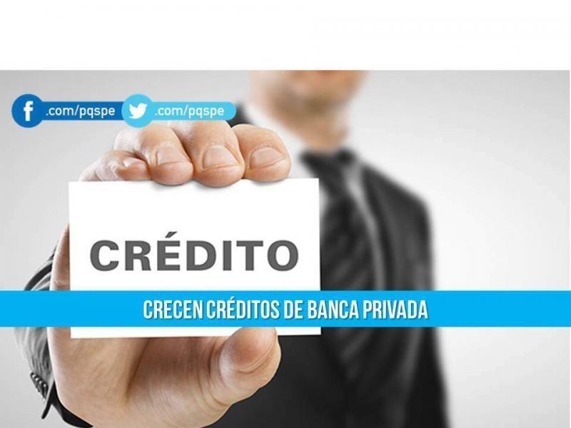 banca privada, creditos, asbanc, bancos