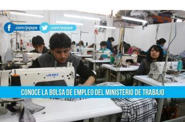 Ministerio de Trabajo, empleo, buscar trabajo