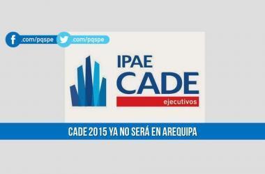 CADE Ejecutivos, empresas, empresarios, Arequipa