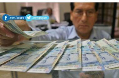 Gratificaciones, ahorro, Congreso, economía peruana