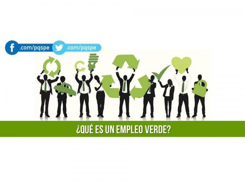 Trabajo, empleo, ecologia, Ministerio de Trabajo y Promocion del Empleo