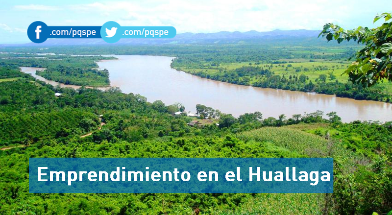 Huallaga: productores fortalecerán capacidades de gestión empresarial