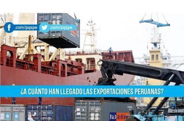 Exportaciones, exportaciones peruanas, BCR, importaciones peruanas