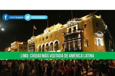 Lima, turismo en Lima, America Latina