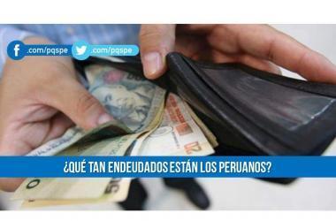 encuestas, deudas, economia peruana