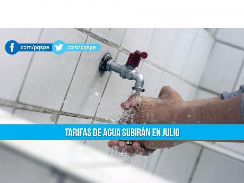 agua, tarifa de agua, Sunass