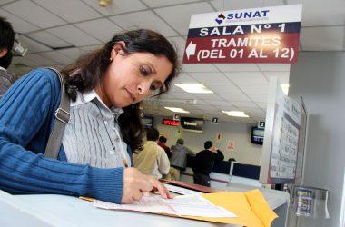 Sunat: Cae morosidad de contribuyentes en pago de tributos