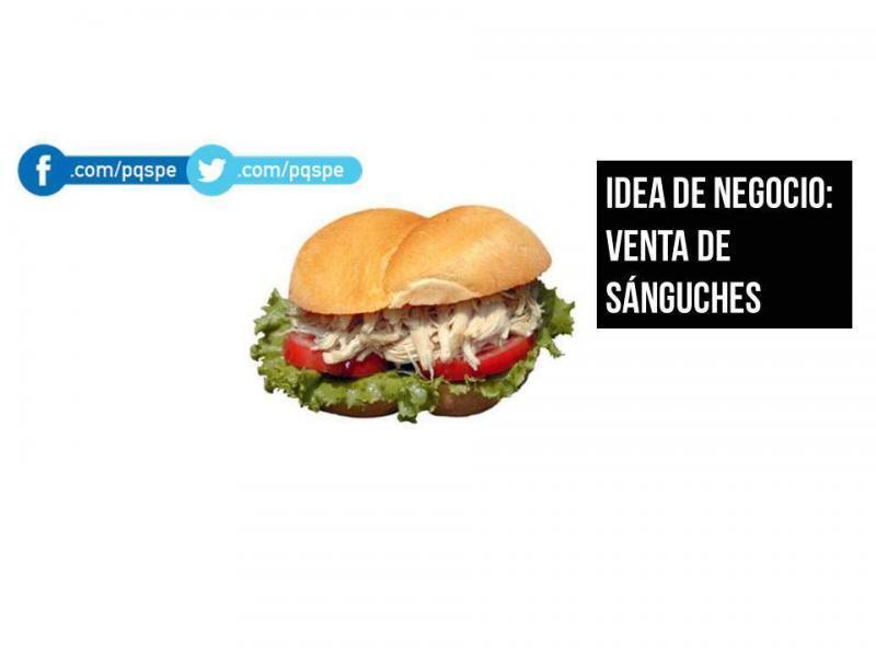 Ideas de negocio, hamburguesas, gastronomia, emprendedores, emprendimiento, negocio