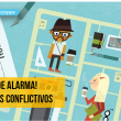 colaboradores, conflicto, equipo, actitudes
