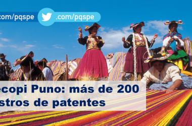 Indecopi Puno: más de 200 solicitudes de registro de marca para productores y emprendedores