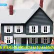 tasas de interés hipotecas