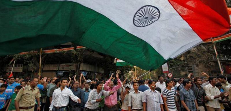 crecimiento población india