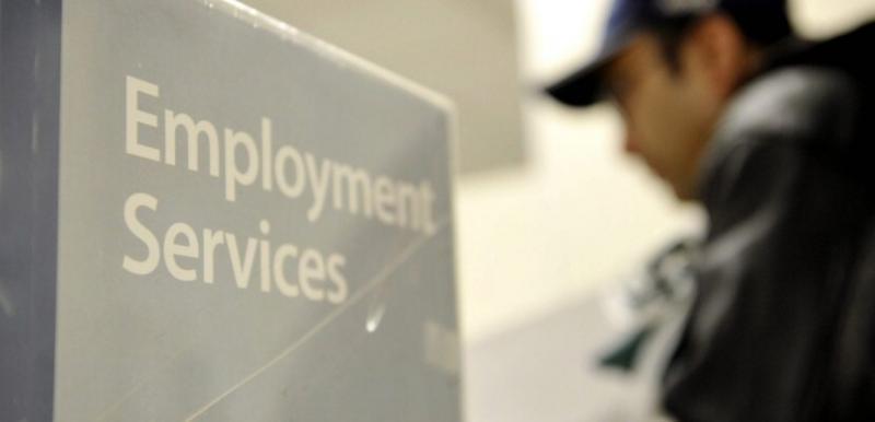 Tasa de desempleo en Estados Unidos