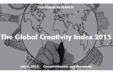 Indice global creatividad 2015