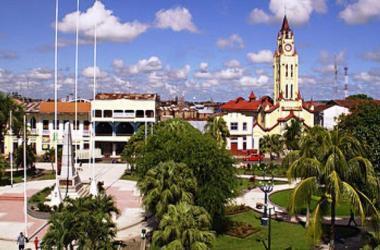 Inversión en educación en Loreto