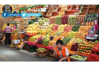 alimentos, alimentos de primera necesidad, emprendedores, Ministerio de Agricultura